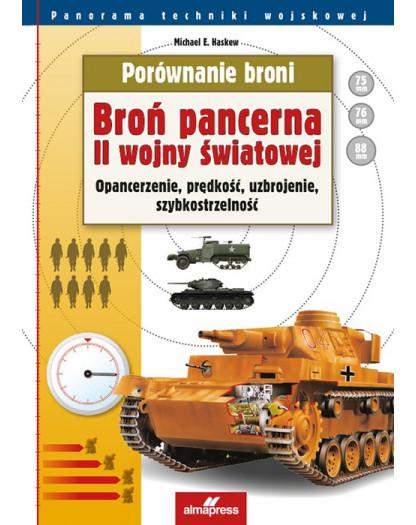 Porównanie broni. Broń pancerna II wojny światowej
