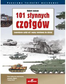 101 słynnych czołgów