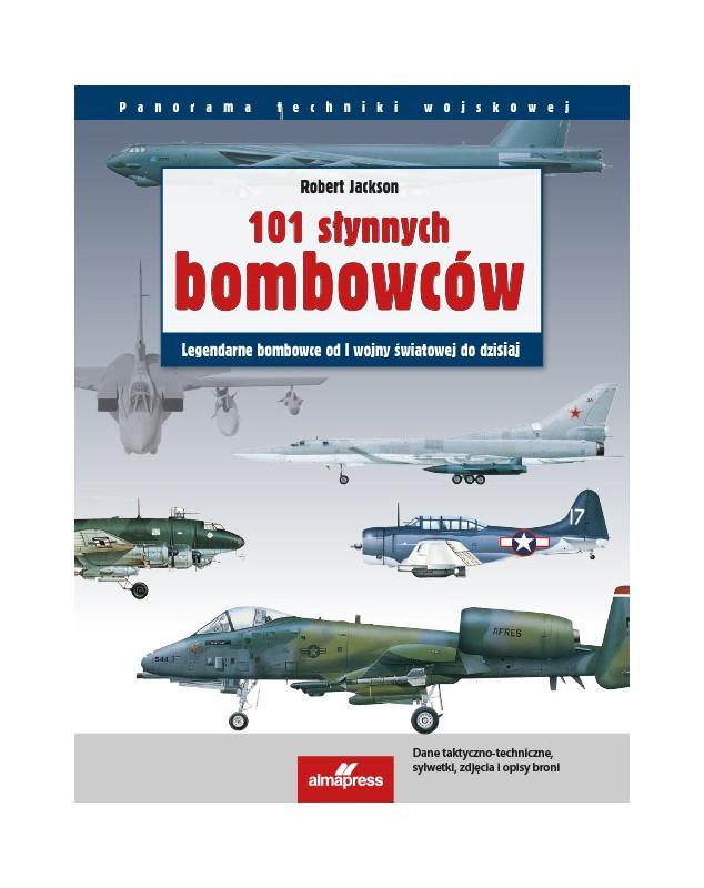 101 słynnych samolotów bombowych