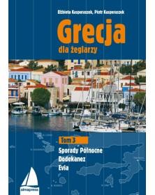 Grecja dla żeglarzy. Tom 3