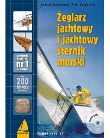 Żeglarz jachtowy i jachtowy sternik morski + CD wyd. 27.