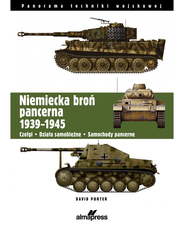 Niemiecka broń pancerna 1939-1945