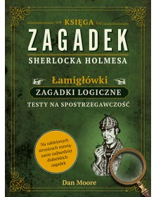 Księga zagadek Sherlocka...