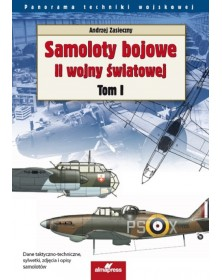 Samoloty bojowe II wojny...